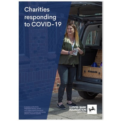 charities responding to covid analysis