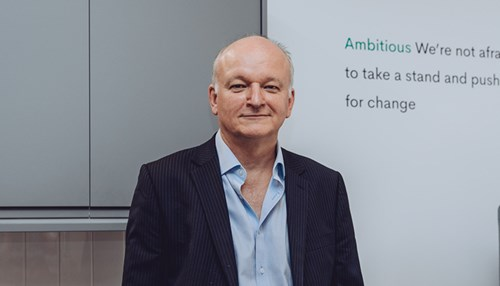 Paul Streets - Chief Executive